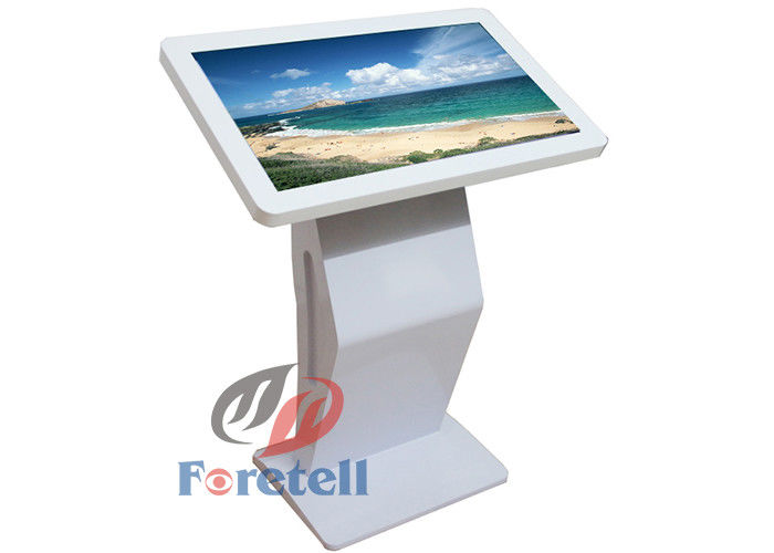 Floor Standing Totem Display Indoor Digital Signage For Retail Built In Andriod All - In - One Option