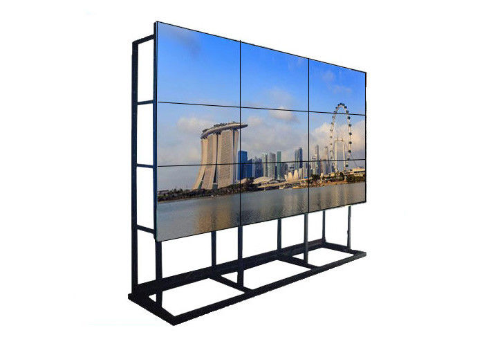 Retail Lcd Video Wall Mall Shops Retail Shops 55 Inch Advertising Display